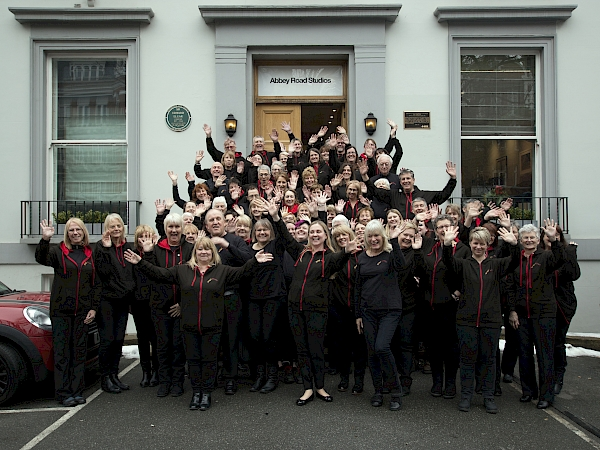 Sing! Choirs at Abbey Road Studios March 2018