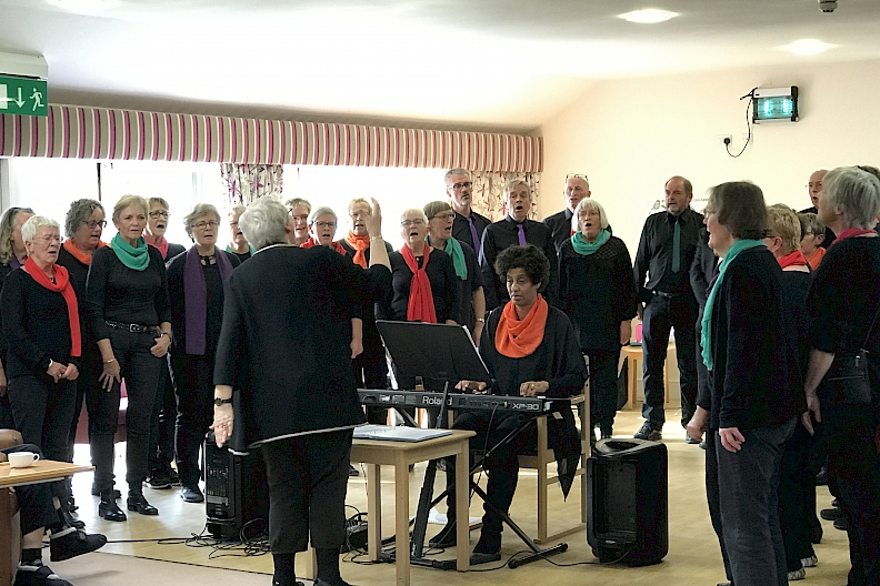 Preview Image for the Singing with our Danish Friends! gallery