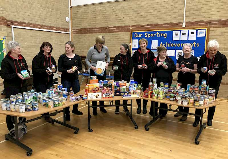 Image for Ely Foodbank Donation